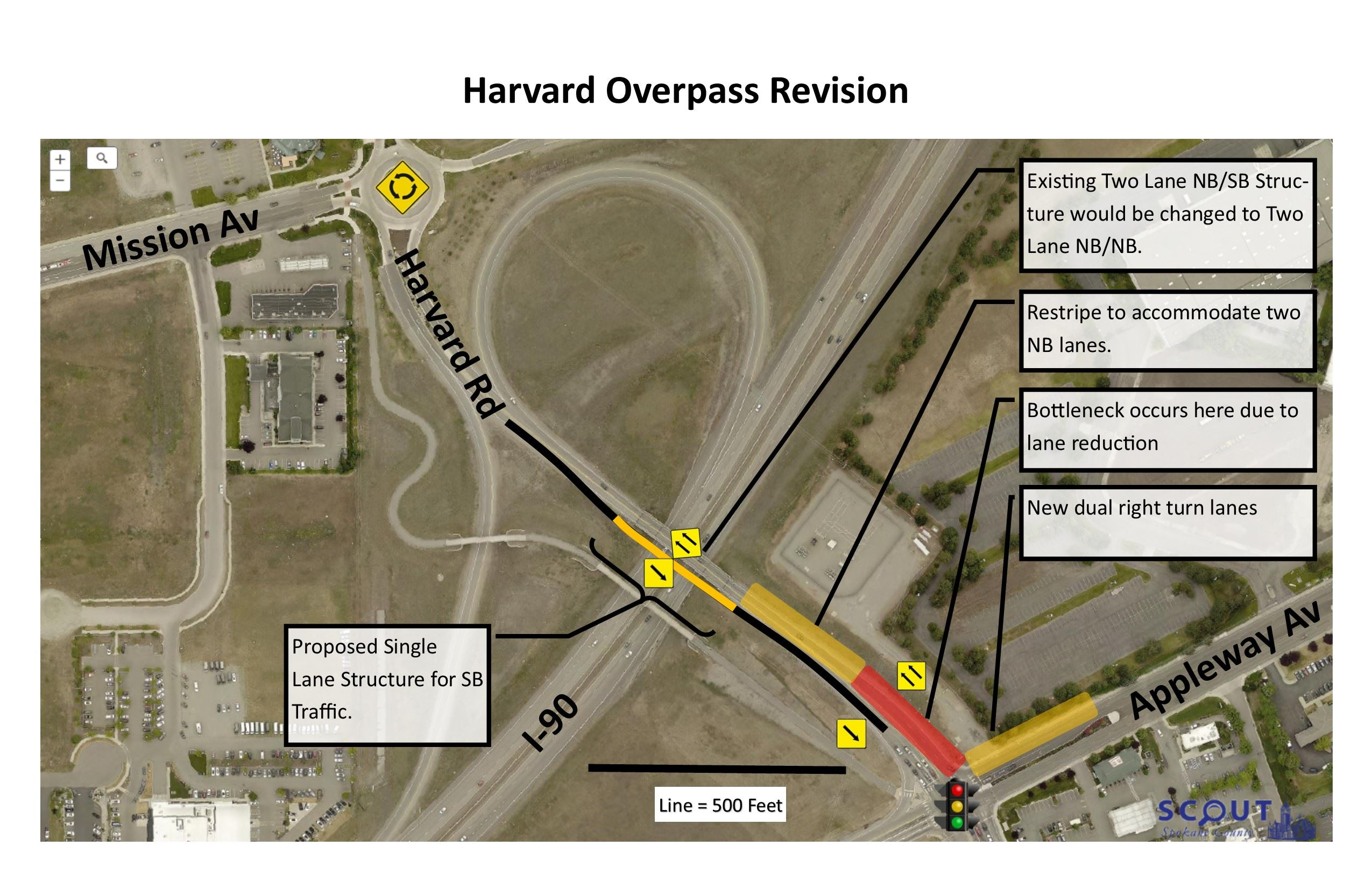 Harvard Overpass Revision