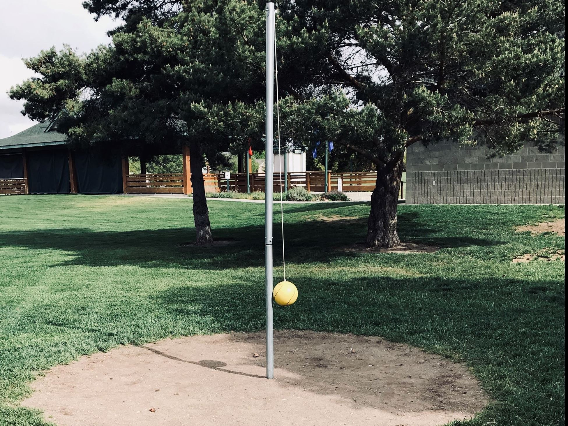 Pavilion Park Tether Ball