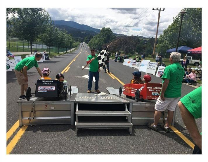 GSRotary soap box derby photo